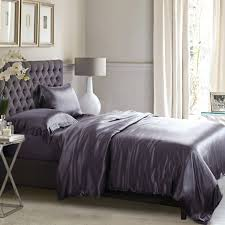 Charcoal Duvet Cover King Bedroom Inspiration And Bedding Decor The Valencia Charcoal Gray