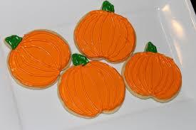 Halloween Sugar Cookies Pumpkin Sugar Cookies U2026happy Halloween U2013 Newtritionsavvysarah