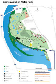 Map Central Park Central Park Running Map New Park Map Metro Parks Central Ohio