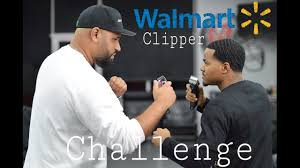 walmart clipper challenge response to chris bossio youtube