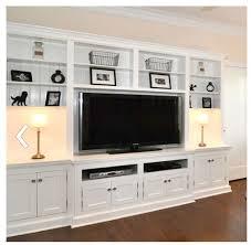 Tv Unit Interior Design Built In Tv Unit Interior Design Pinterest Tv Units