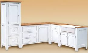 unfitted kitchen furniture vintage unfitted kitchen design