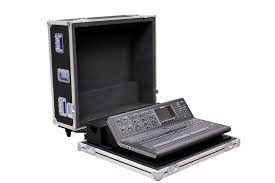 Midas 32 Ata Safe Case For Midas M32 With Doghouse And Wheels Safe Cases