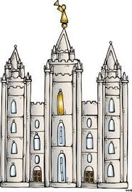 temple coloring page melonheadz lds illustrating i love to see the temple coloring