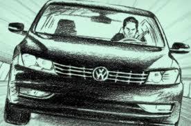 volkswagen van drawing a ha volkswagen passat ad remakes iconic 1980s music video