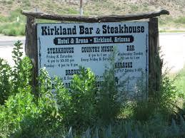 krikland kirkland bar u0026 steakhouse signs of arizona
