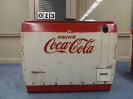 Coca Cola Can Six Flags Coke Drink Box Mcm Furniture Barber Chair Scottish Rite Antiques