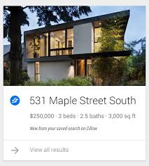 Zillow Home Search by Gigaom With New Apps Google Now May Be Your Future Home Screen