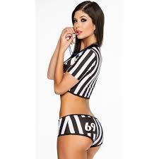 referee costume hottie referee costume walmart