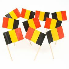 Haitian And Jamaican Flag Belgian Flag Toothpicks Belgium Theme Party Decorations U0026 Supplies