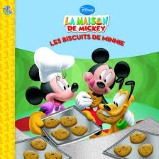 jeux de cuisine de mickey collectif maison de mickey les biscuits de minnie albums