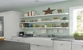 Kitchen Wall Shelf Ideas by Kitchen Stainless Steel Floating Shelves Kitchen Bar Garage