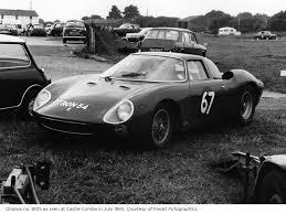 porsche 904 chassis ferrari 250 lm by scaglietti 1964 6105 monterey 4328 classic car