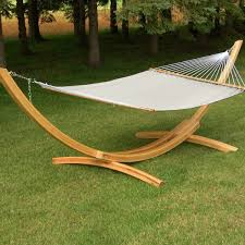 review hammock quilted fabric with pillow double size spreader