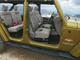 4 Door Jeep Interior Jeep Wrangler Side Steps Part No 82210571ad