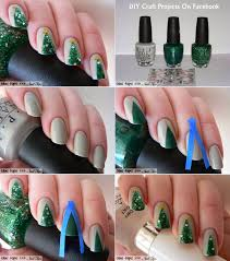15 cutest christmas nail art diy ideas diy craft projects