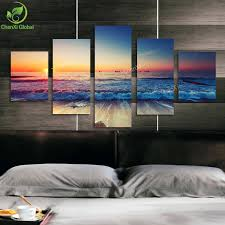 rose flowers 3d oil modern home wall decor painting canvas art hd