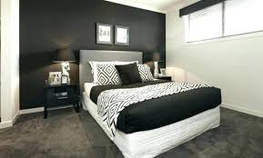 chambre noir blanc chambre noir et blanche chambre moderne adulte chambre et