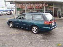 subaru station wagon green 1999 subaru legacy wagon 3 u2013 pictures information and specs