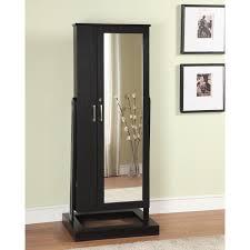 Diy Jewelry Armoire Furniture Mesmerizing Mirror Jewelry Armoire For Home Furniture