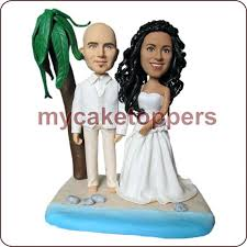 customized wedding cake toppers customized wedding cake toppers sculpted topper figurine