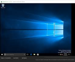 installing microsoft windows onto digitalocean droplet satheesh net successfully logged into microsoft windows once you have entered the username password and chosen enter on your keyboard you should be successfully