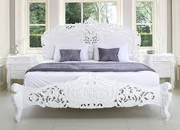 Rococo Bed Frame Rococo Bed Shabby Chic Style Bedroom Other By