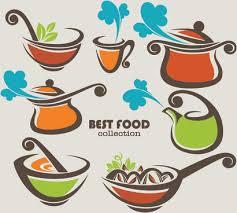 chinese food logo free vector in adobe illustrator ai ai