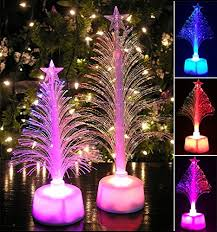 fiber optic decorations