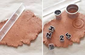 how to make cinnamon dough ornaments gift embellishments