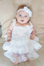 lace baptism dress white baptism dress christening dress