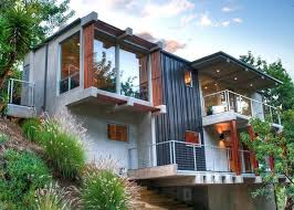 hillside home designs 34 best homes images on modern homes modern houses