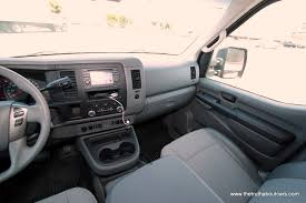 renault van interior i2012 nissan nv 3500