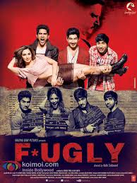 check out the brand new poster of u0027fugly u0027 koimoi