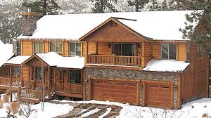 log home floor plans with garage log home design plan and kits for mount vernon