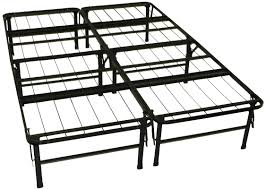 Bed Frame Support Alwyn Home Foundation And Frame In One Mattress Support System
