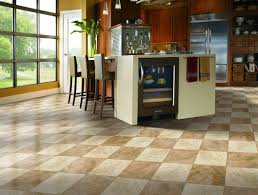 kitchen flooring pecan laminate tile look options for semi gloss
