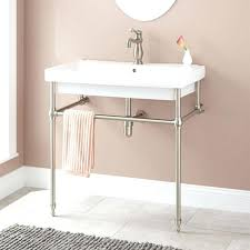 sink with metal legs console sink with metal leg hanihaniclub info