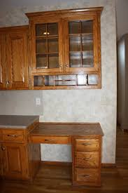 link to how this lady painted all of her wood veneer cabinets