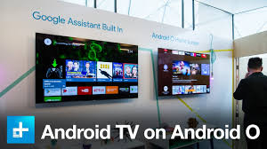 tv android here s what android tv will look like on android o