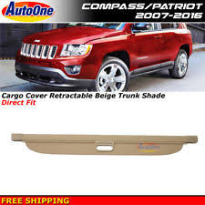 2014 jeep patriot cargo cover jeep compass cargo cover ebay