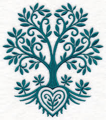 free embroidery design tree of free embroidery designs
