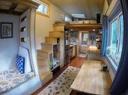 Shafer Tiny House by Austin U0026 Heidi U0027s Tiny House Creates Contentment