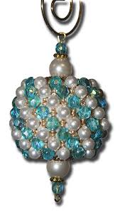 beaded ornaments sova enterprises