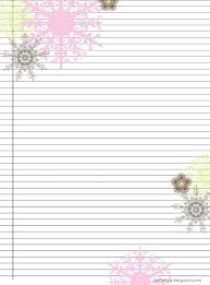 free printable writing paper to santa printable letter paper free printable woodland writing paper
