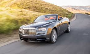 2016 Rolls Royce Dawn First Drive Review Autonxt