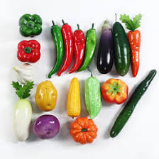 Vegetable And Fruit Decoration Fake Fruits Vegetables Decoration Online Fake Fruits Vegetables