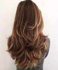 layered flip haircut how to stop the ends of my hair curling up quora