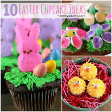 easter cupcakes 10 easy easter cupcake ideas holiday ideas