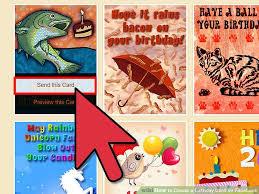 how to send birthday cards on facebook u2013 gangcraft net